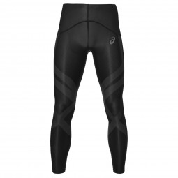 Asics Finish Advantage Tight Black Herren
