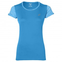 Asics fuzeX Short-Sleeve Top Damen
