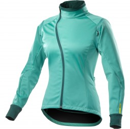 Mavic Aksium Convertible Jacket W Damen