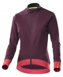 Mavic Sequence Thermo Jacket W Damen