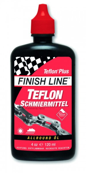 Finish Line Teflon Plus Teflonschmiermittel 120ml