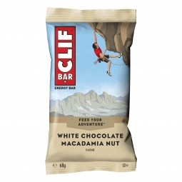 Clif Bar Energieriegel White Chocolate Macadamia Nut