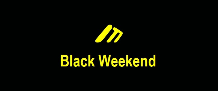 23./24.11. → Black Weekend