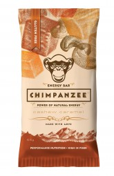 Chimpanzee Energy Bar Vegan Cashew & Karamel
