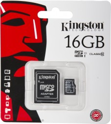 Kingston Micro SD-Karte 16GB