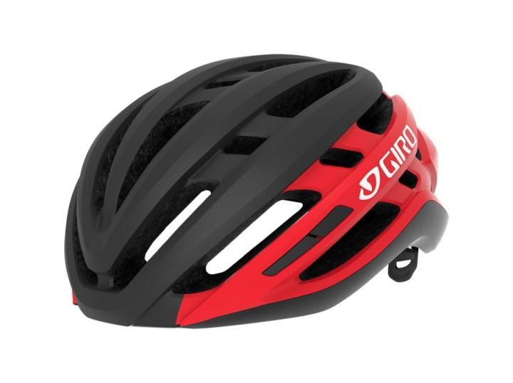 Giro Agilis MIPS | matte black/bright red