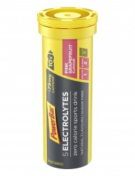 Powerbar 5 Electrolytes Sports Drink Pink Grapefruit