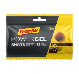 Powerbar PowerGel Shots Cola