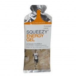 Squeezy Energy Gel Banana