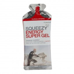 Squeezy Energy Super Gel Cola+Koffein