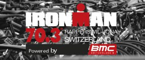 30.5.-1.6. → Ironman 70.3 Rapperswil